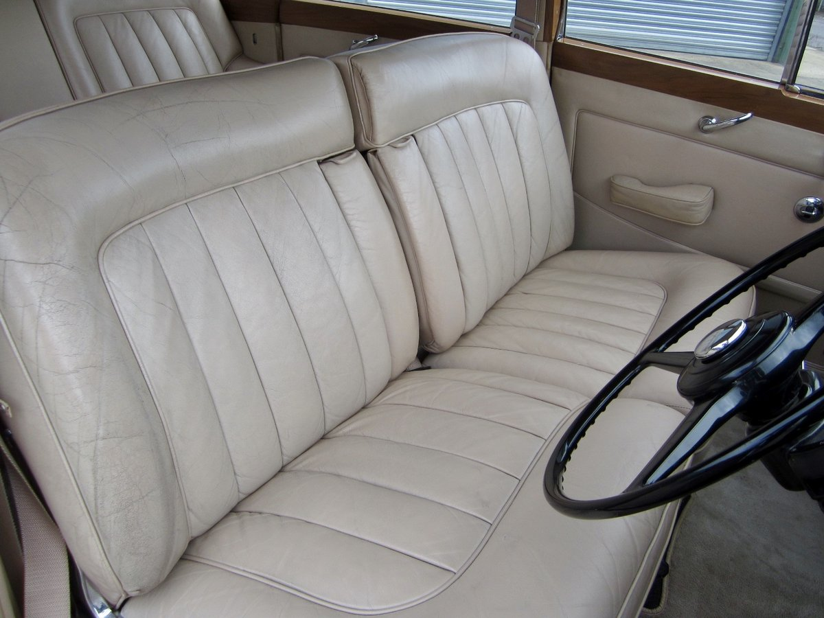 1962 Rolls Royce Silver Cloud III SCT100 by James Young  For Sale (picture 5 of 6)