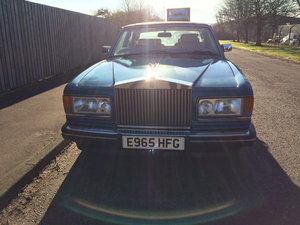1988 Rolls Royce Silver Spirit For Sale by Auction 23rd Feb SOLD by Auction
