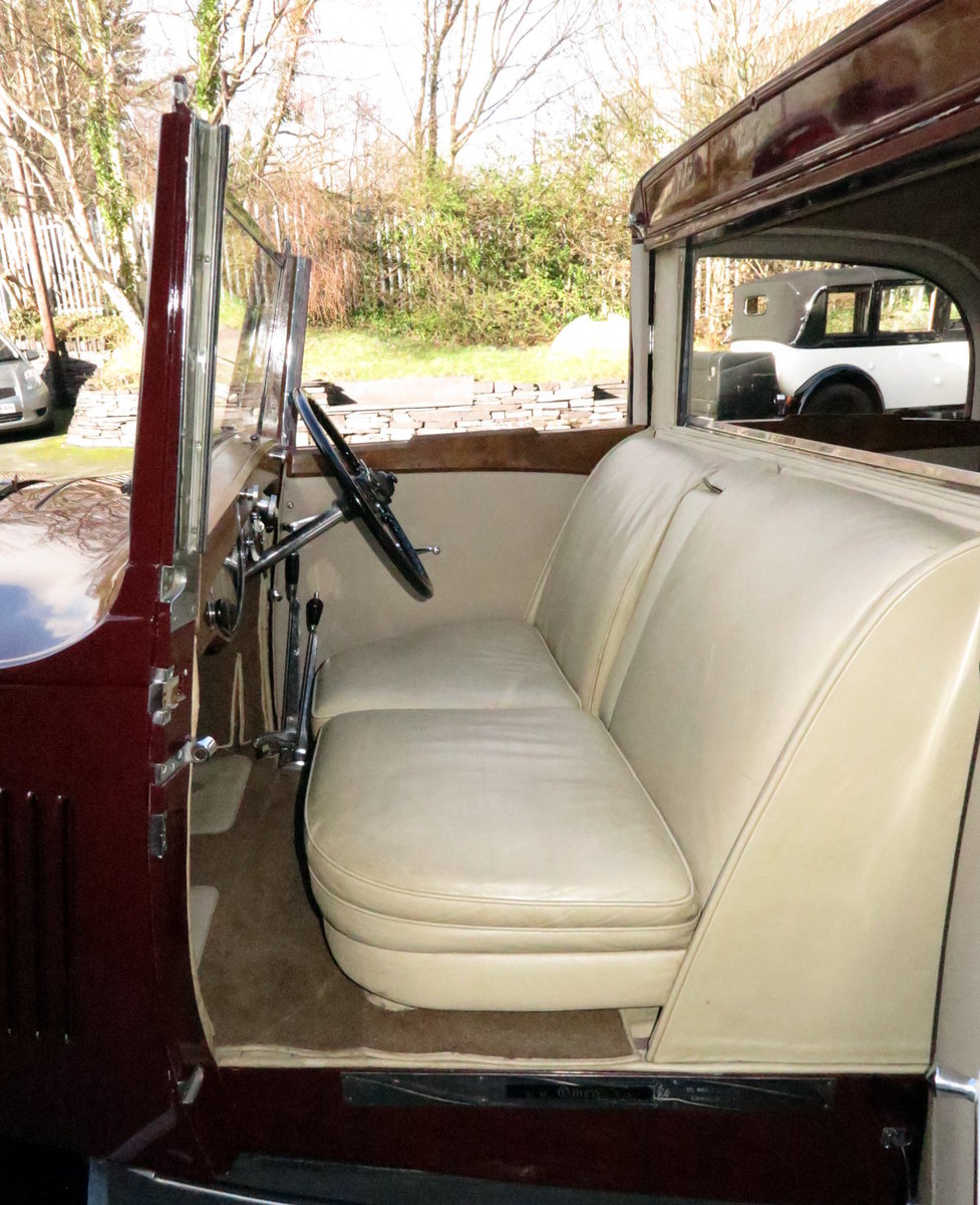 1934 Rolls-Royce 20/25 Gurney Nutting Sedanca de Ville GLB3 For Sale (picture 5 of 6)