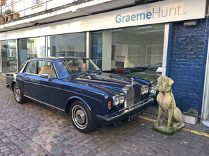 Picture of 1980 Rolls-Royce Corniche FHC - 49.000 miles only SOLD