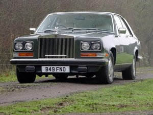 1984 Rolls-Royce Camargue For Sale by Auction