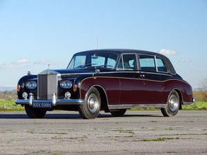 1969 Rolls-Royce Phantom VI Limousine For Sale by Auction