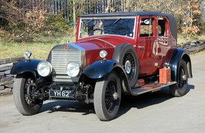 1926 Rolls-Royce 20hp Windovers Three Quarter Coupe GZK34