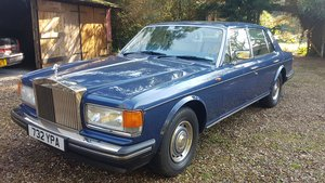 1988 Rolls Royce silver Spirit 38,000 miles Genuine For Sale