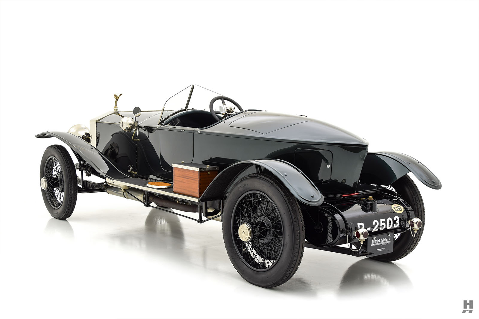 1915 ROLLS-ROYCE SILVER GHOST SKIFF For Sale (picture 6 of 6)