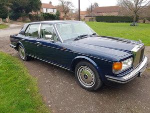 1990 Rolls Royce Silver Spirit II For Sale