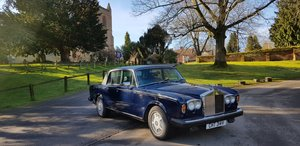 1980 Rolls Royce Silver Shadow 2 For Sale
