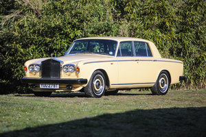 1978 Rolls Royce Silver Shadow II - Only 46,232 miles For Sale by Auction