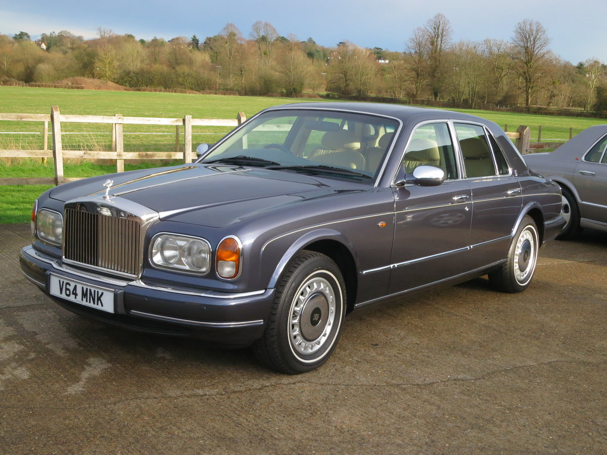 2000 Rolls-Royce Silver Seraph 1999 Model SOLD (picture 1 of 6)