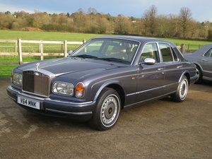 2000 Rolls-Royce Silver Seraph 1999 Model SOLD