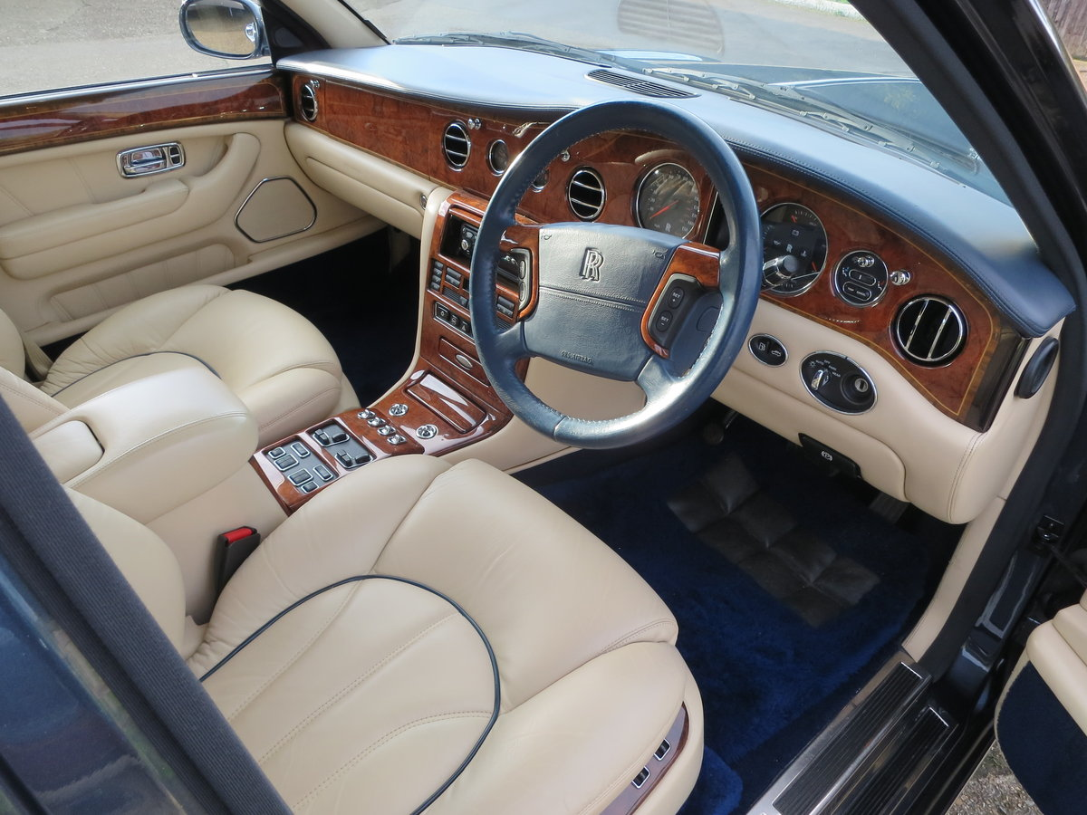 2000 Rolls-Royce Silver Seraph 1999 Model SOLD (picture 6 of 6)