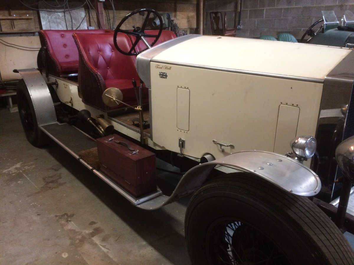 1935 Rolls Royce For Sale (picture 4 of 6)