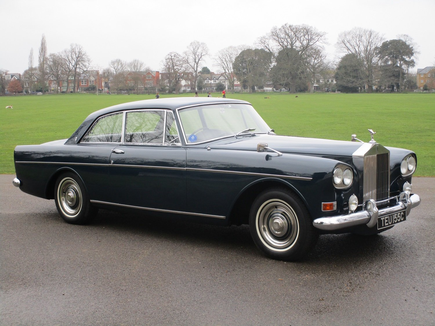 1965 Rolls Royce Silver Cloud III Coupe by MPW For Sale (picture 1 of 1)