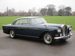 1965 Rolls Royce Silver Cloud III Coupe by MPW For Sale