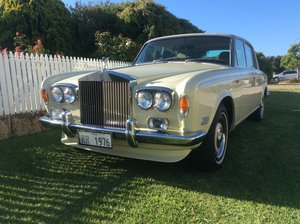 1976 Rolls Royce Silver Shadow MK1 For Sale