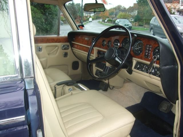 ROLLS ROYCE SILVER SHADOW 2 1980 W REG FINAL SERIES For Sale (picture 2 of 12)