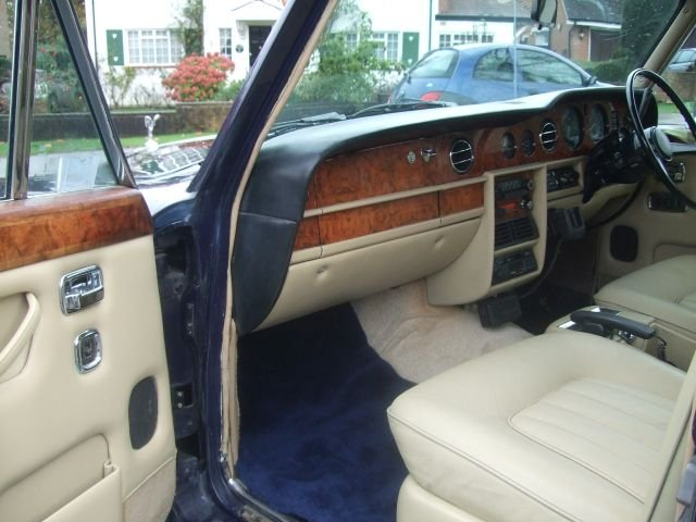 ROLLS ROYCE SILVER SHADOW 2 1980 W REG FINAL SERIES For Sale (picture 4 of 12)