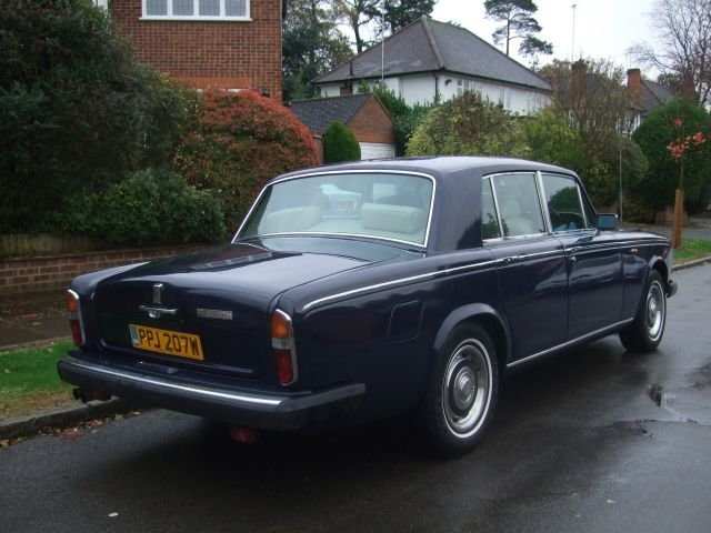 ROLLS ROYCE SILVER SHADOW 2 1980 W REG FINAL SERIES For Sale (picture 6 of 12)
