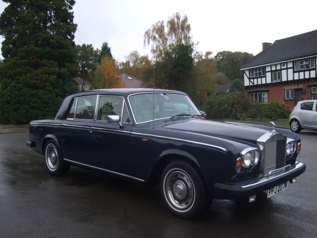 ROLLS ROYCE SILVER SHADOW 2 1980 W REG FINAL SERIES For Sale (picture 7 of 12)