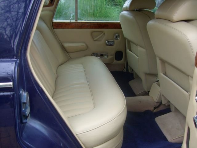 ROLLS ROYCE SILVER SHADOW 2 1980 W REG FINAL SERIES For Sale (picture 8 of 12)