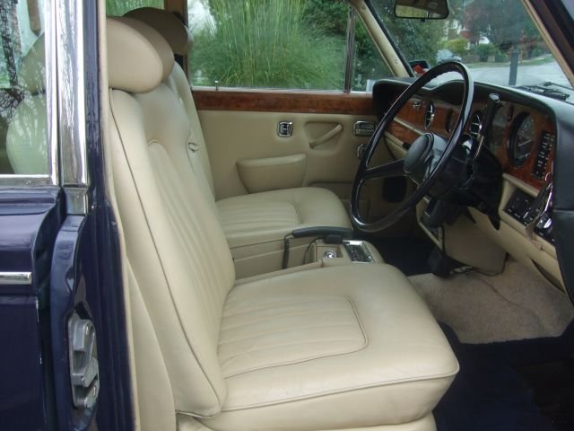 ROLLS ROYCE SILVER SHADOW 2 1980 W REG FINAL SERIES For Sale (picture 9 of 12)