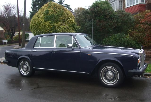 ROLLS ROYCE SILVER SHADOW 2 1980 W REG FINAL SERIES For Sale (picture 10 of 12)