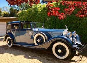 1934 ex/Gracie Fields/Duke of Buccleuch Rolls Royce