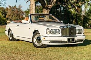 2000 Rolls-Royce Corniche = Ivory(~)Tan 18k milles $99k