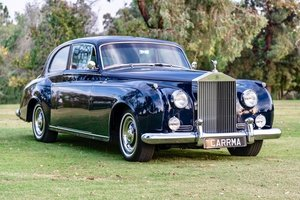 1959 Rolls-Royce Silver Cloud James Young = Rare 1 of 2