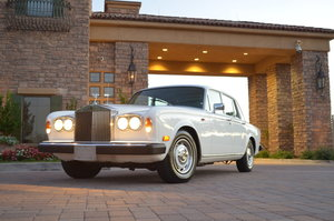 1978 Rolls Royce Silver Shadow II = clean Ivory(~)Tan $27.9k For Sale