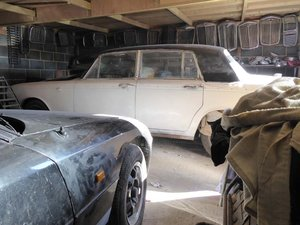1969 Auction of One Owner Collection Cars & Landrovers & Spares For Sale by Auction