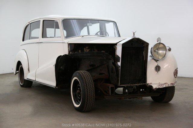 1957 Rolls-Royce Silver Wraith Limousine by Park Ward For Sale (picture 1 of 6)