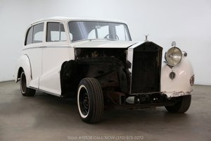 1957 Rolls-Royce Silver Wraith Limousine by Park Ward For Sale