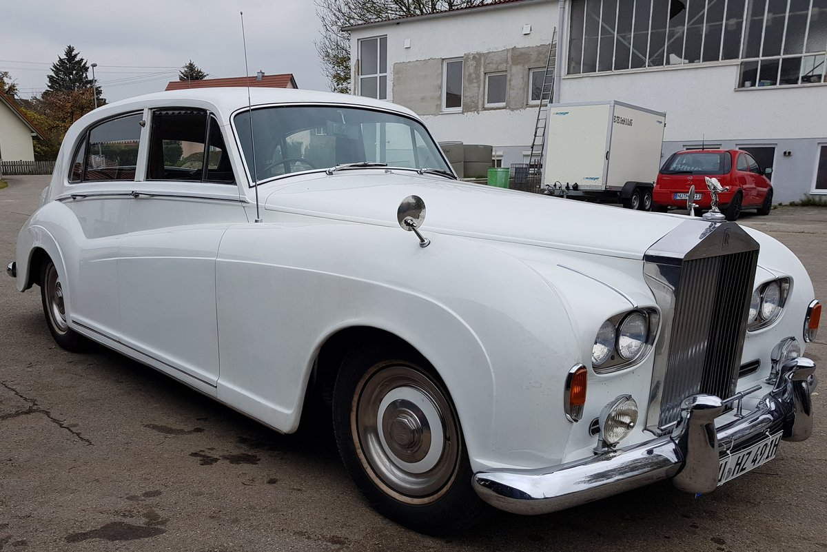 1964 Silver Cloud 3 SCT 100 James Young For Sale (picture 6 of 6)