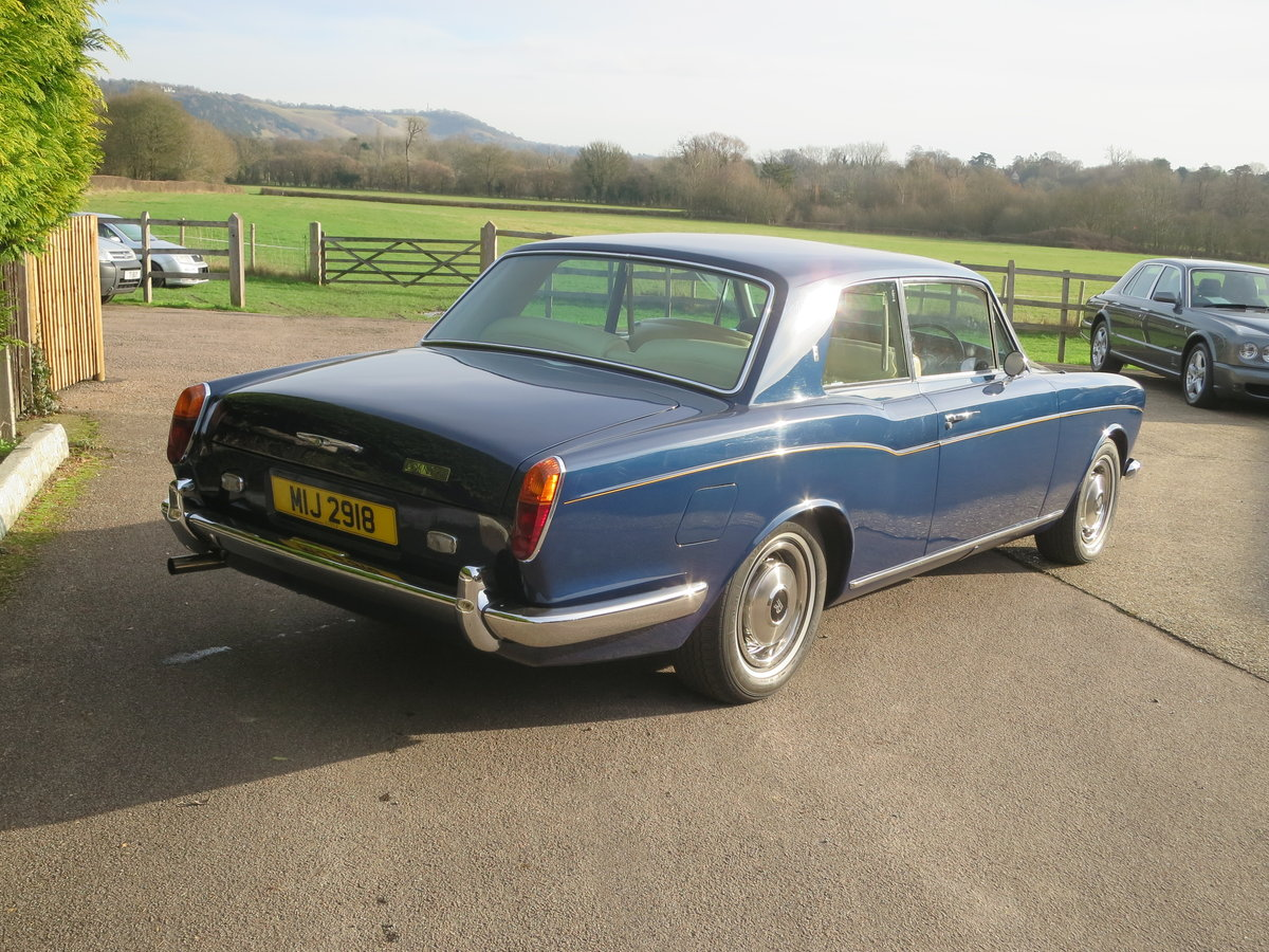 1974 Rolls-Royce Corniche FHC For Sale (picture 2 of 6)