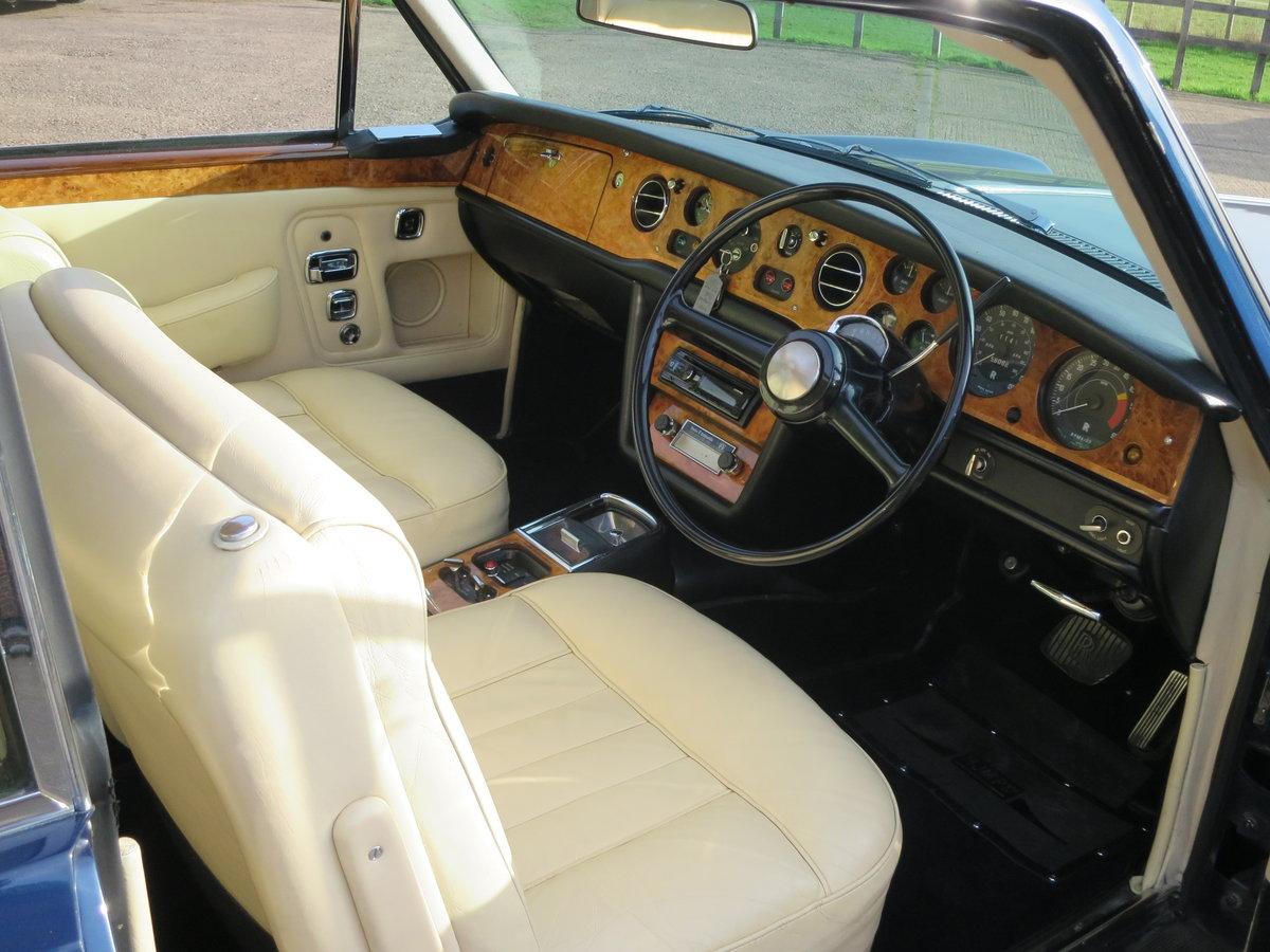 1974 Rolls-Royce Corniche FHC SOLD (picture 4 of 6)
