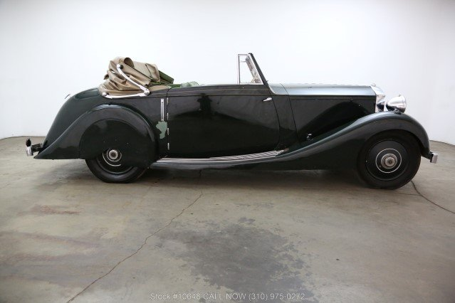 1928 Rolls Royce 20HP Drophead Coupe For Sale (picture 2 of 6)