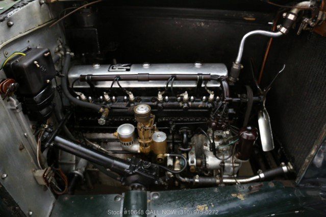 1928 Rolls Royce 20HP Drophead Coupe For Sale (picture 5 of 6)