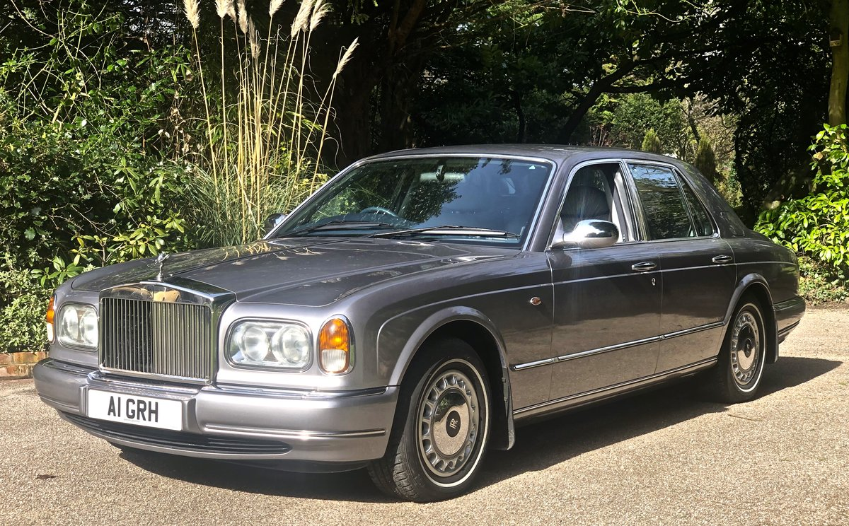 1999 ROLLS ROYCE SILVER SERAPH  For Sale (picture 2 of 11)