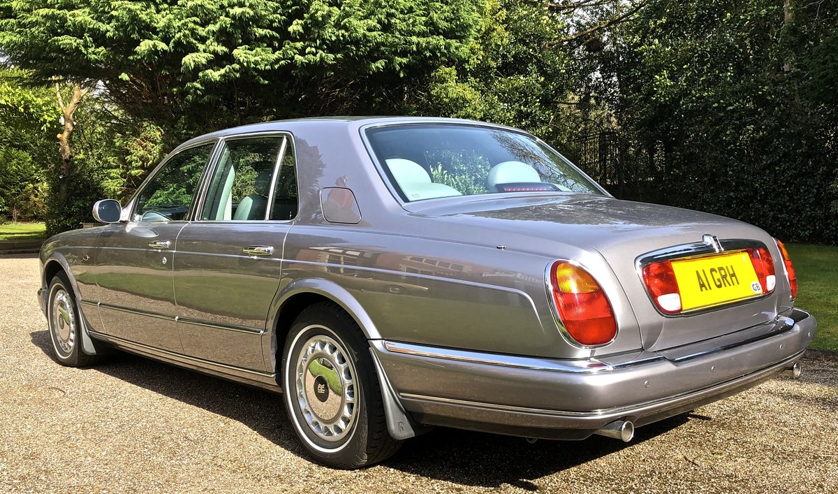 1999 ROLLS ROYCE SILVER SERAPH  For Sale (picture 3 of 11)