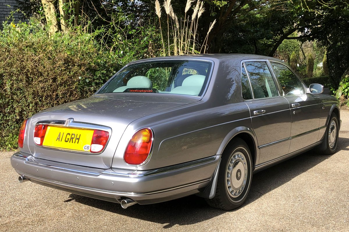 1999 ROLLS ROYCE SILVER SERAPH  For Sale (picture 4 of 11)