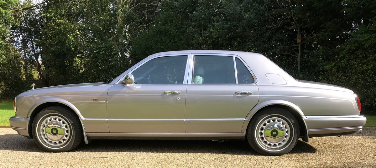 1999 ROLLS ROYCE SILVER SERAPH  For Sale (picture 5 of 11)