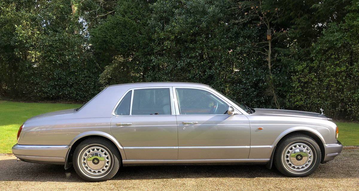 1999 ROLLS ROYCE SILVER SERAPH  For Sale (picture 6 of 11)