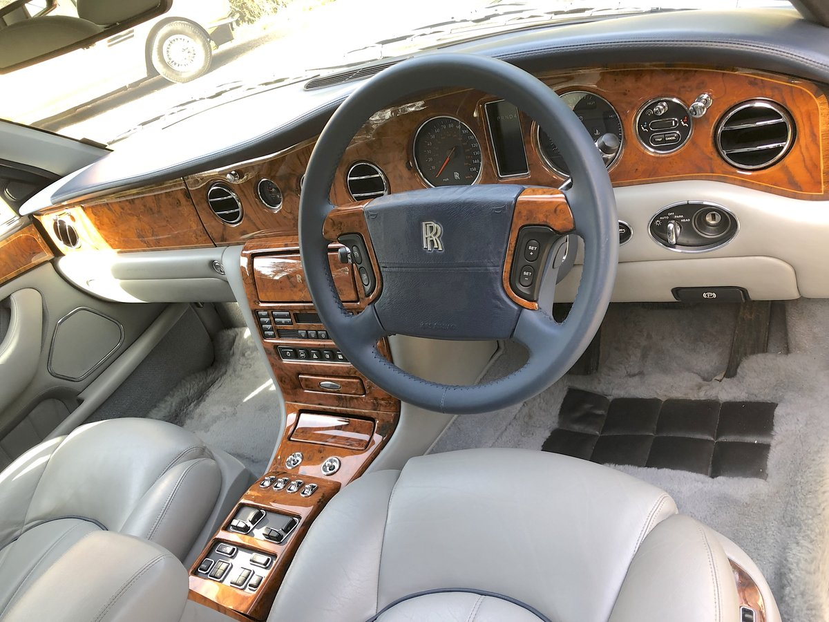 1999 ROLLS ROYCE SILVER SERAPH  For Sale (picture 7 of 11)