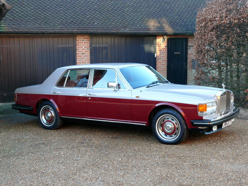 1983 Rolls -Royce Silver Spirit  For Sale (picture 1 of 6)