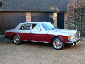 1983 Rolls -Royce Silver Spirit  For Sale