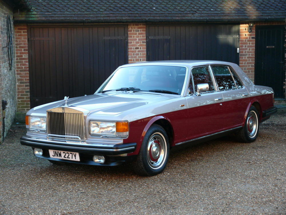 1983 Rolls -Royce Silver Spirit  For Sale (picture 2 of 6)