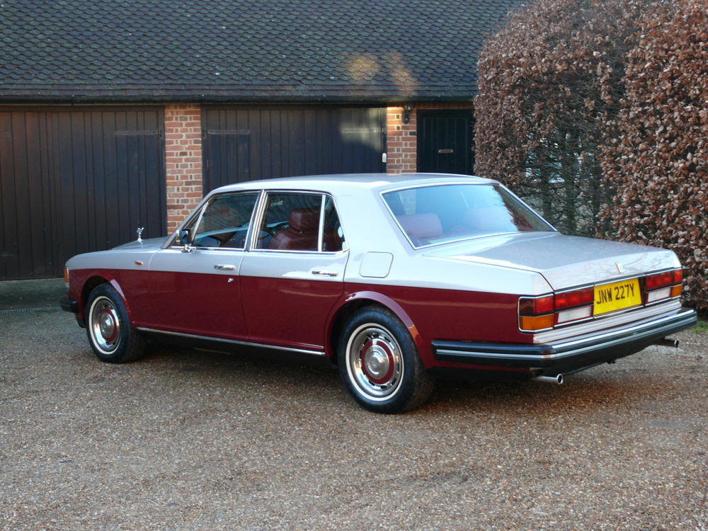 1983 Rolls -Royce Silver Spirit  For Sale (picture 3 of 6)