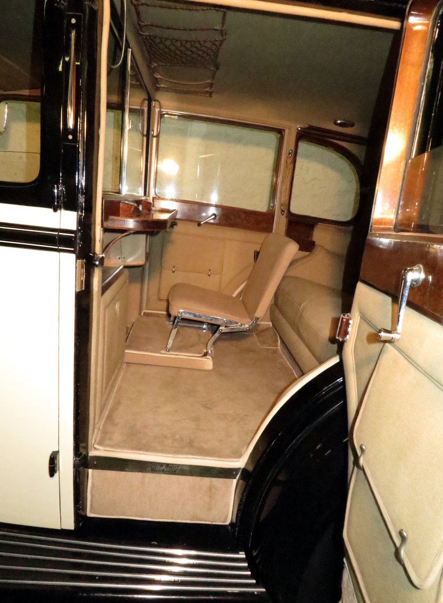 1938 Rolls-Royce 25/30 Park Ward Limousine Project GGR61 SOLD (picture 6 of 6)