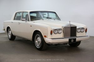 1980 Rolls-Royce Silver Shadow II Left Hand Drive For Sale